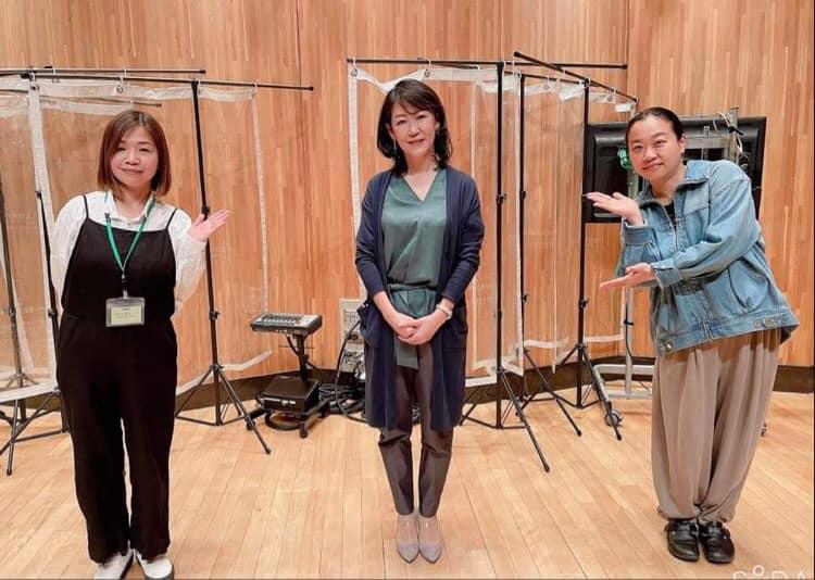 【出演】NHKラジオ第一「あさこ・佳代子の大人なラジオ女子会」に代表の武藤が出演しました。のサムネイル